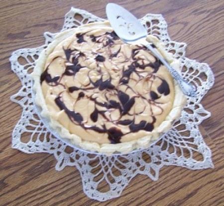 Easy Butterscotch Surprise Pie