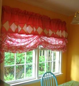 Frugal Window Treatment