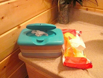 Uses For Baby Wipes Containers Thriftyfun