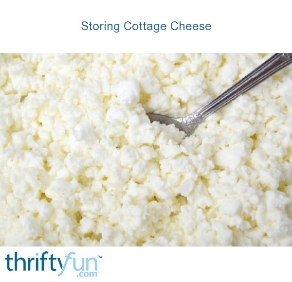 How to store cottage cheese in the refrigerator 59