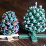 Finished trees.