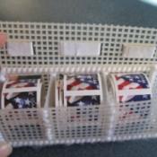 Open Stamp Dispenser