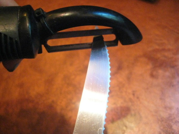 Sharpen Your Vegetable Peeler