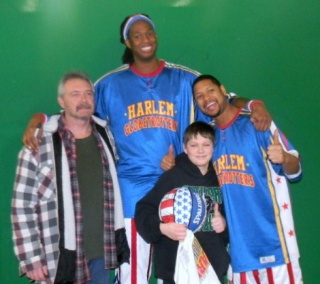 Harlem Globetrotters (Key Arena, Seattle, WA)