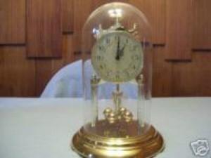 Anniversary clock.
