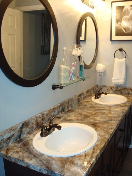 painted countertops 1