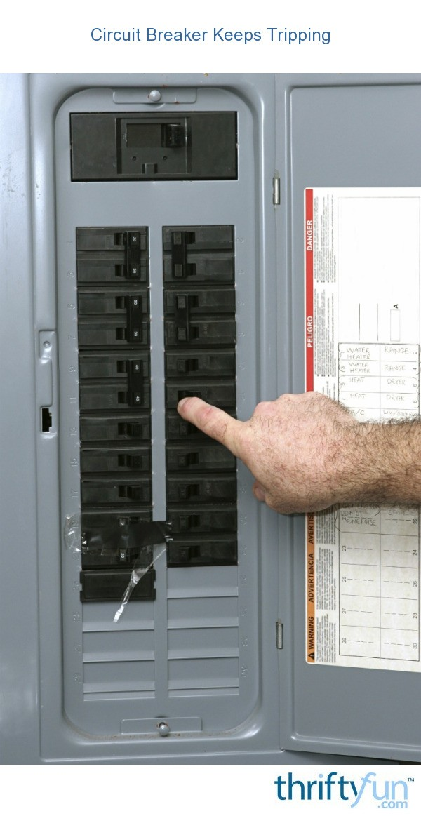 Troubleshooting Why a Circuit Breaker Keeps Tripping ...