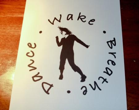 Logo for Screen Printing