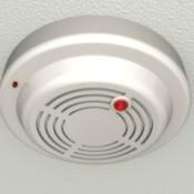 Electric Smoke Detector