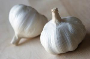 Freezing Garlic