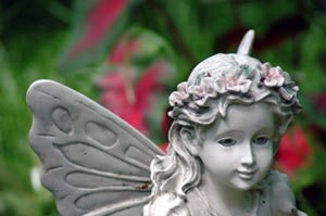 Garden Angel Statuary