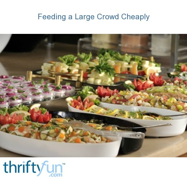 Graduation Party Food Ideas For A Crowd