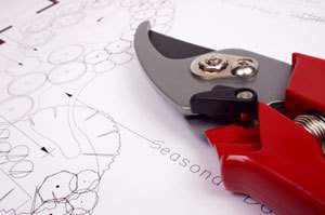 Pruning Shears and Landscape PLan
