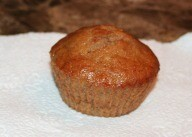 Banana Applesauce Muffin