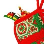 Making a Christmas Stocking