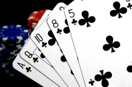 Poker Themed Birthday Party