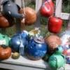 Crafts using gourds