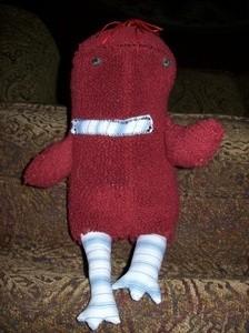 Little Sock Monster