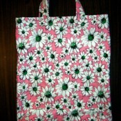 Finished bag.