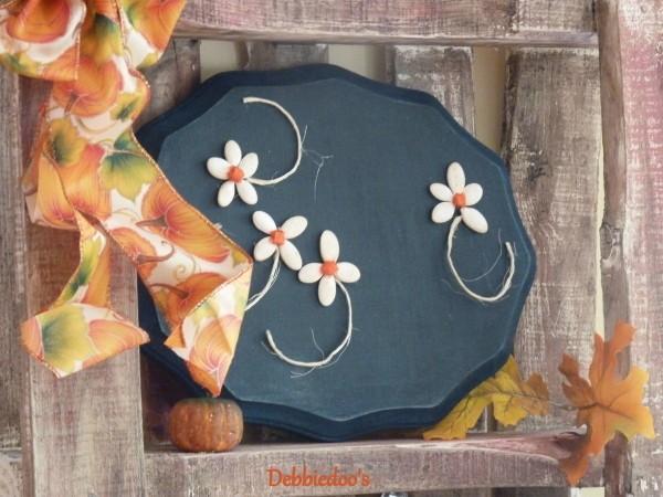 Fall Pumpkin Seed Craft