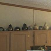 cabinet display