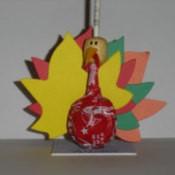 Tootsie Pop Turkey