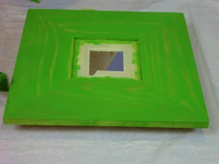 painting mirror 2