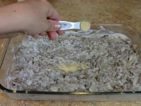 add garlic powder