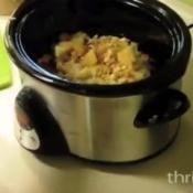 Crockpot Chicken Adobo