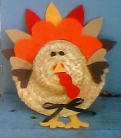 Straw Hat Turkey