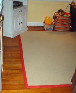 Berber Carpet Remnants
