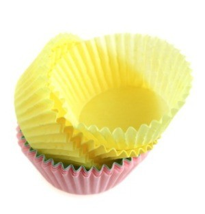 Stack of Cupcake Liners