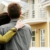Couple Choosing a Neighborhood
