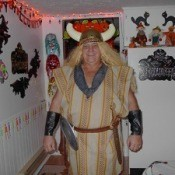 Making a Warrior Costume