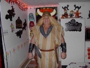 Barbarian Warrior Costume