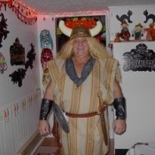 Barbarian Warrior Costume