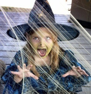Making a Witch Costume