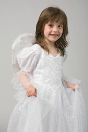 Making an Angel Costume