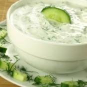 Tzatzki Cucumber Dip