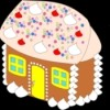 Halloween Candy for Gingerbread House