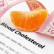 High Cholesterol With Tangerine