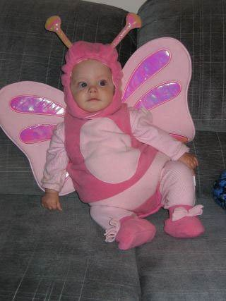 Butterfly Kids Costume
