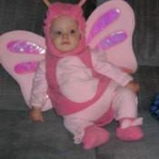 Butterfly Kids Costume