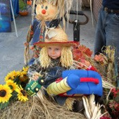 Little Scarecrow Costume