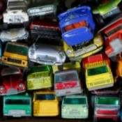 Organizing Toy Cars