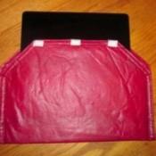 Reuse Placemats as an iPad Case
