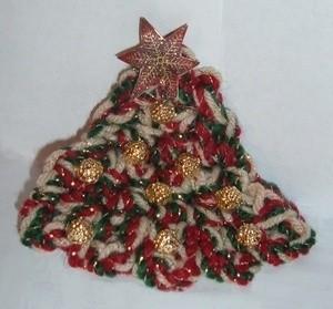 Tree ornament.
