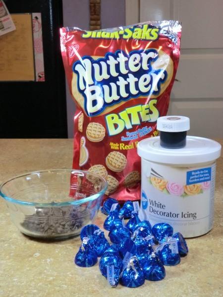 acorn cookie supplies