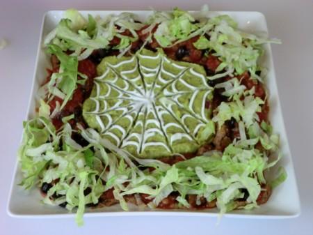 add lettuce layer