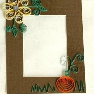 Making Decorative Photo Frames